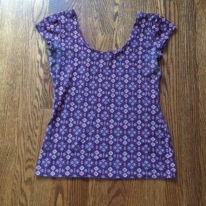 3 for $25 Garage Ballerina Short Sleeve Top